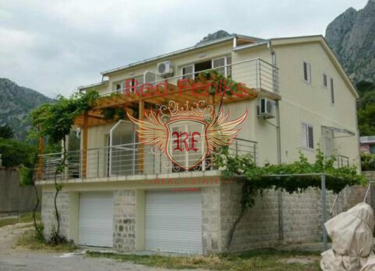 Квартира с одной спальней в Ораховце, Квартира в Которский залив Черногория