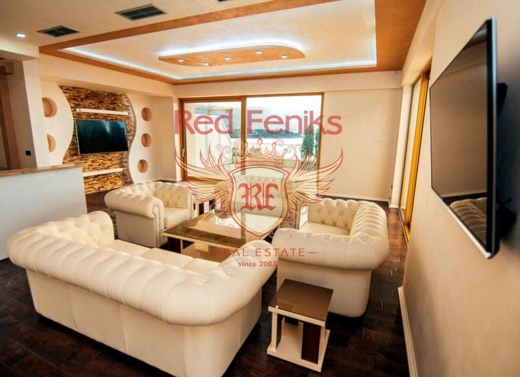 Пентхаус в новом апарт-отеле, Черногория, Квартира в Будва Черногория