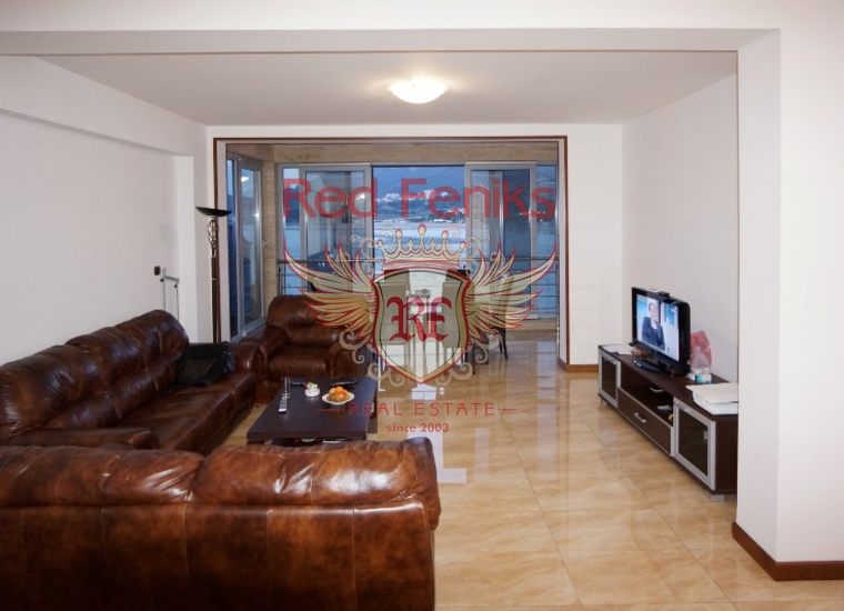 Квартира на первой линии в Рафаиловичах, Черногория, Квартира в Рафаиловичи Черногория