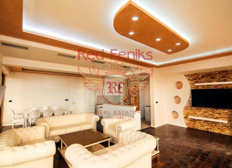 Пентхаус в новом апарт-отеле, Черногория, купить квартиру в Регион Будва