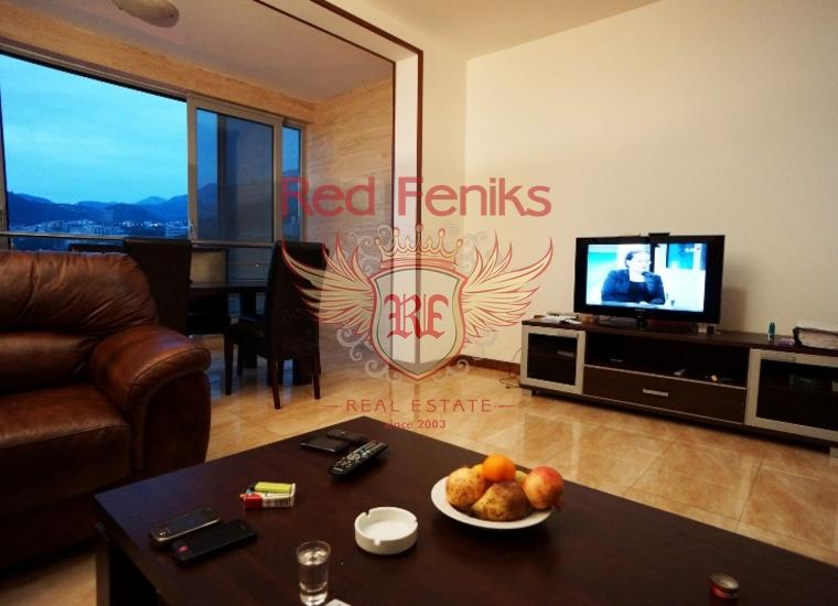 Квартира на первой линии в Рафаиловичах, Черногория, купить квартиру в Регион Будва