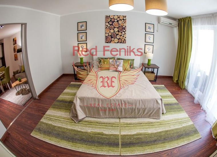 Жилой комплекс с бассейном в Петроваце, купить квартиру в Петровац