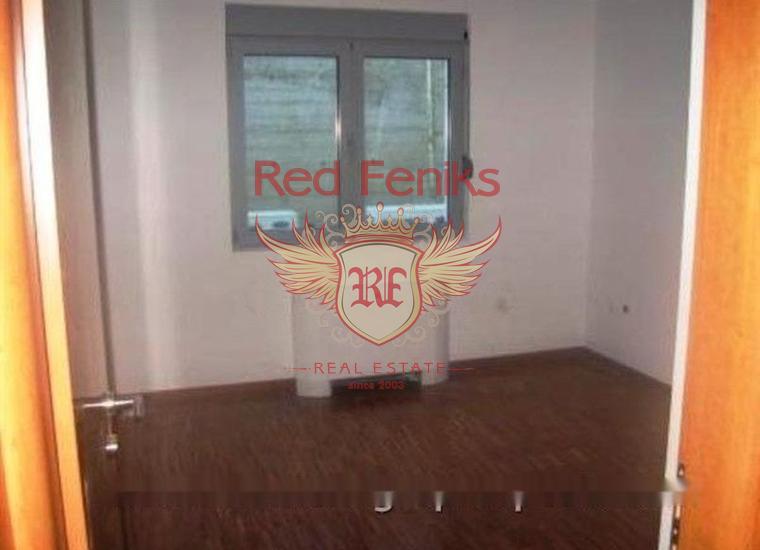 Квартира на первой линии, Столив, 2 спальни, купить квартиру в Которский залив