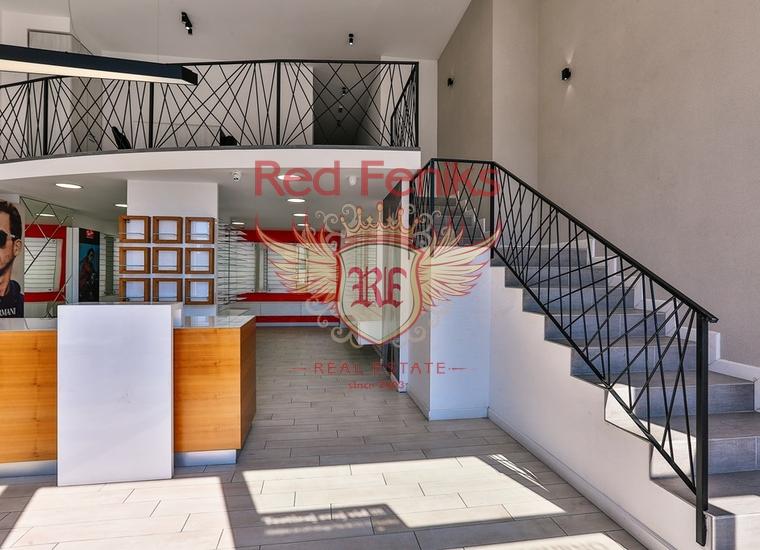 Коммерческое помещение в Будве, Коммерческая недвижимость в Будва Черногория