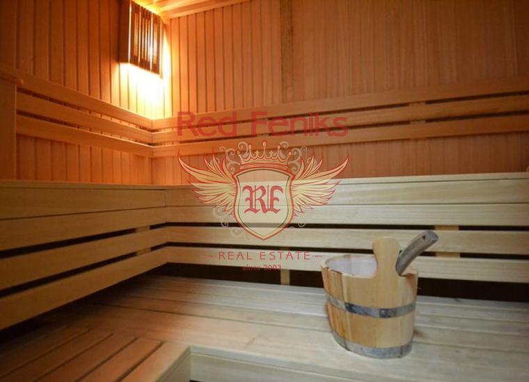 Продается комфортная квартира с панорамным видом на море и Котор, купить квартиру в Муо