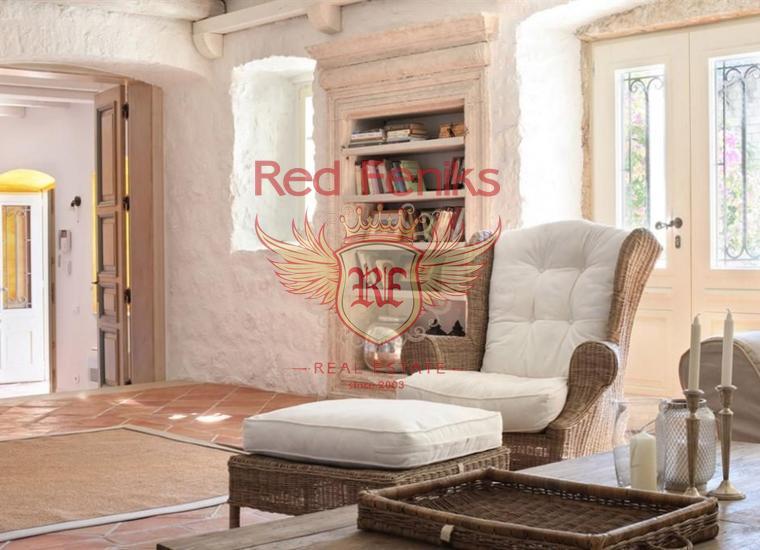 Шикарная вилла в Которском заливе, Черногория, Дом в Которский залив Черногория