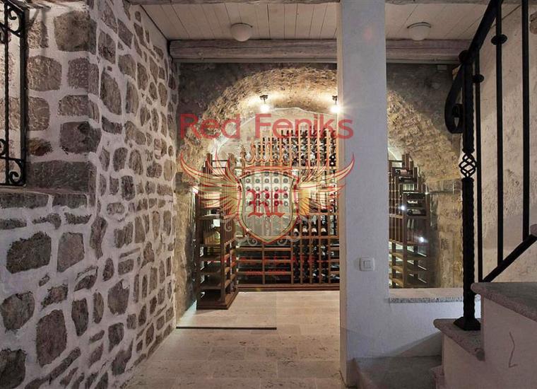 Шикарная вилла в Которском заливе, Черногория, Вилла в Пераст Черногория