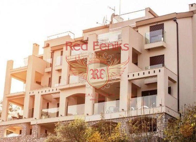 Отличные квартиры в поселке Моринь, купить квартиру в Котор