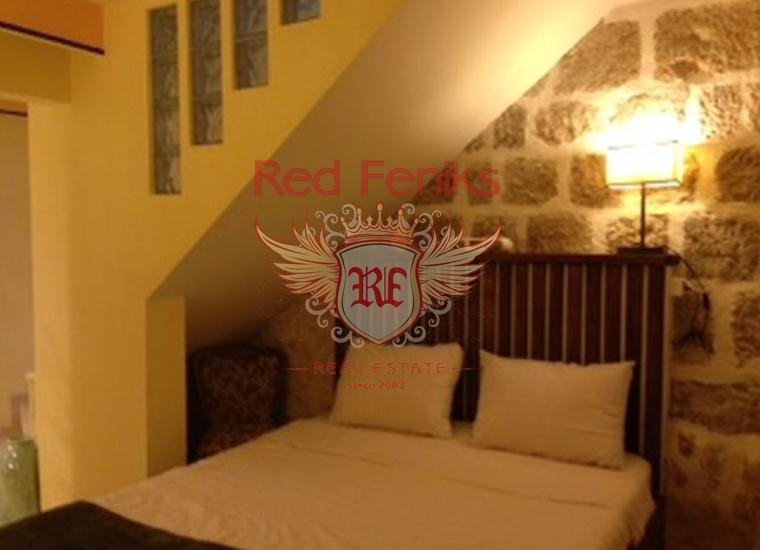 Продается уютная квартира в Перасте, купить квартиру в Которский залив