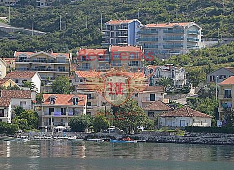 Шикарная квартира с видом на залив в Доброте, Квартира в Которский залив Черногория