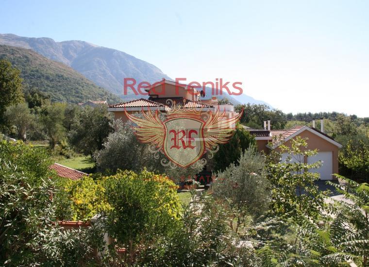 Комфортабельная Вилла в Каваче, Дом в Регион Тиват Черногория