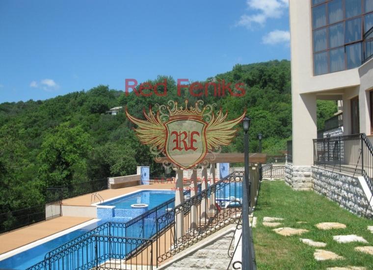 Комплекс в Херцег Нови, Квартира в Херцег Нови Черногория