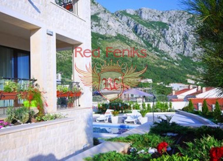 вилла с Панорамным Видом на Горы и Море, купить дом в Регион Будва