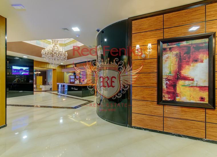 Двухкомнатная квартира в Будве на первой линии в комплексе, купить квартиру в Будва