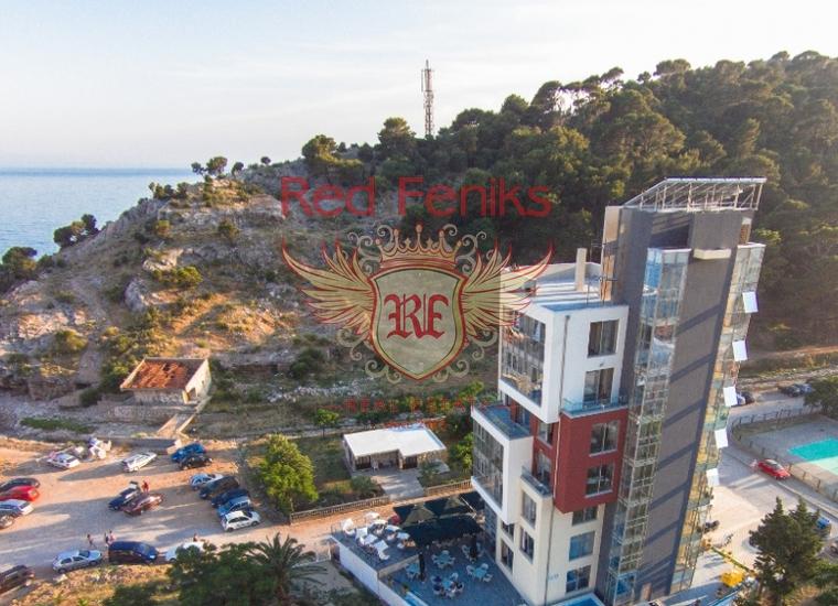 """Новый отель (закончен в 2015 году) """"Porto Sole"""" четыре звезды."""