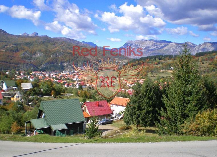 Урбанизированный участок в Колашине, Участок Колашин Черногория