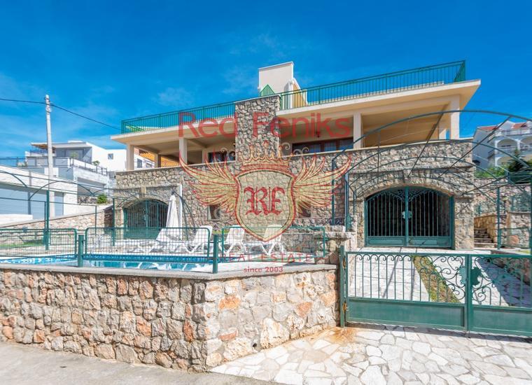 Два великолепных таунхауса в Кримовицах, Дом в Регион Будва Черногория
