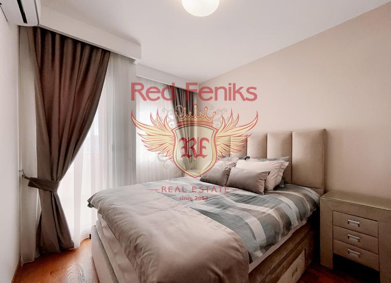 Трехкомнатаня квартира в Подгорице, Квартира в Подгорица Черногория