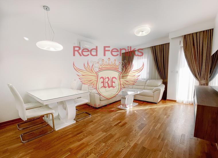 Трехкомнатаня квартира в Подгорице, купить квартиру в Центральный район