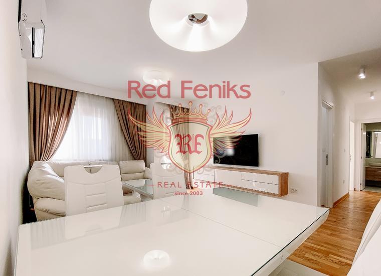 Трехкомнатаня квартира в Подгорице, Квартира в Центральный район Черногория