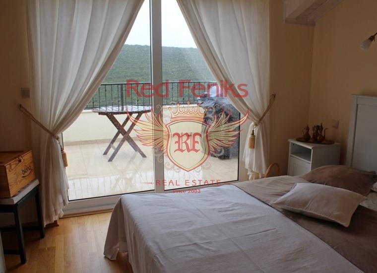Трёхкомнатная квартира в Бигово, купить квартиру в п-ов Луштица