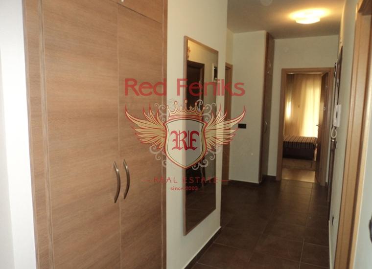 Ьрехкомнатаня квартира в Будве, Лази, Квартира в Будва Черногория