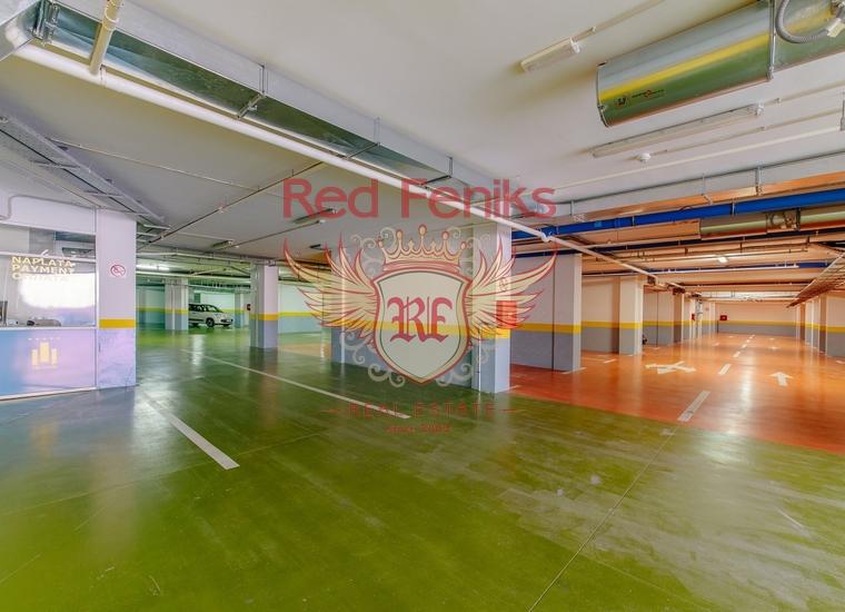 Двухкомнатная квартира на первой линии в Будве, купить квартиру в Будва