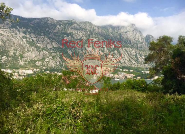 Участок в Прчани, Которский залив, Участок Прчань Черногория