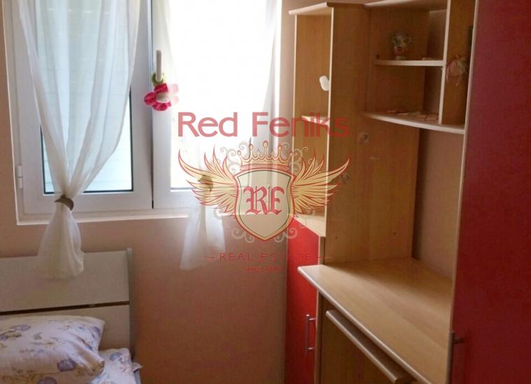 Двухкомнатаня квартира в Будве, купить квартиру в Регион Будва