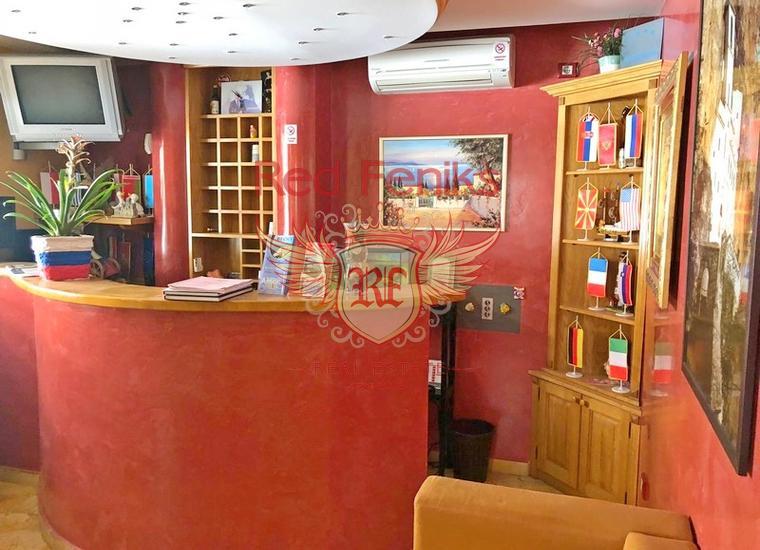 Мини отель в Бечичах, купить отель в Регион Будва