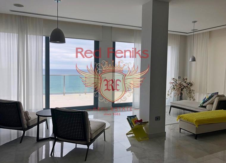 Панорамный пентхаус в Реке Режевичах, купить квартиру в Режевичи