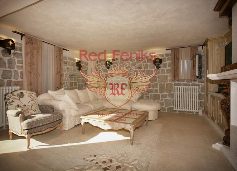 Уникальная вилла в Режевичах, Скочи Девойка, купить дом в Регион Будва