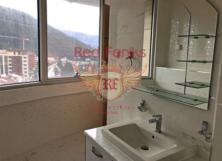 Пентхаус в Будве, Квартира в Регион Будва Черногория
