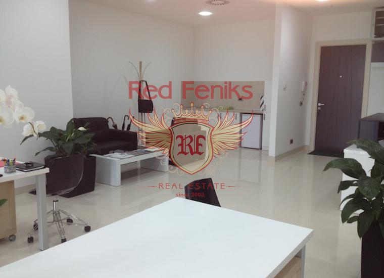 Коммерческое помещение в отеле 4* в центре Будвы, Коммерческая недвижимость в Будва Черногория
