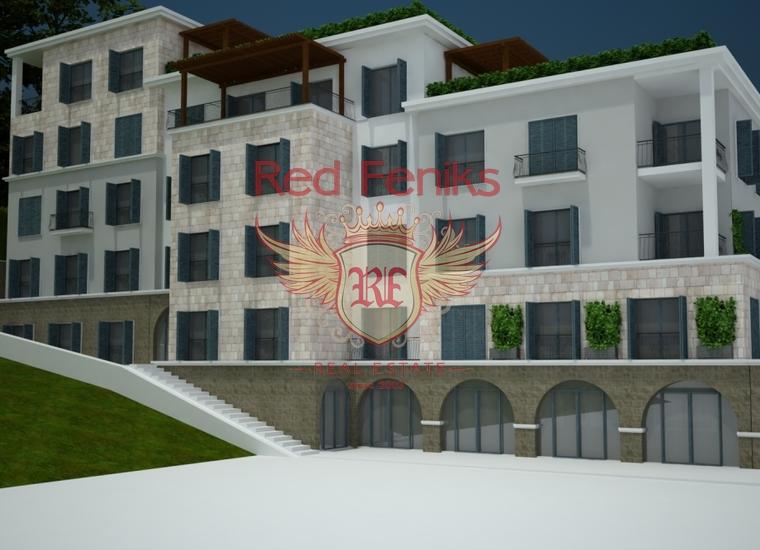 Урбанизированный Участок в Будве, купить участок в Будва