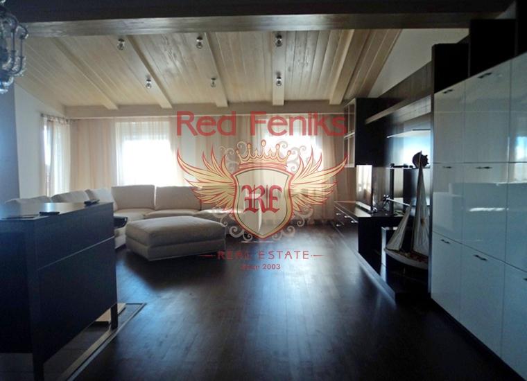 Четырехкомнатная квартира в Будве, купить квартиру в Регион Будва