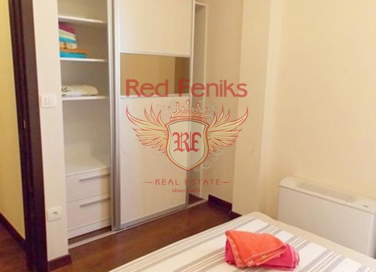 Трехкомнатная квартира в Будве, купить квартиру в Будва