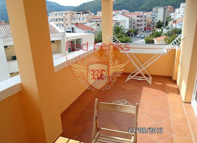 Мини отель в центре Будвы, Коммерческая недвижимость в Регион Будва Черногория