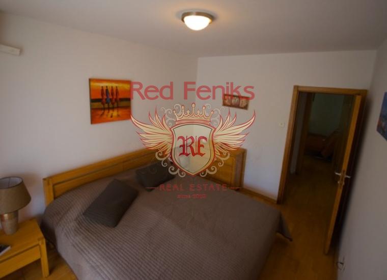 Трехкомнатная квартира в Пжно, Квартира в Регион Будва Черногория