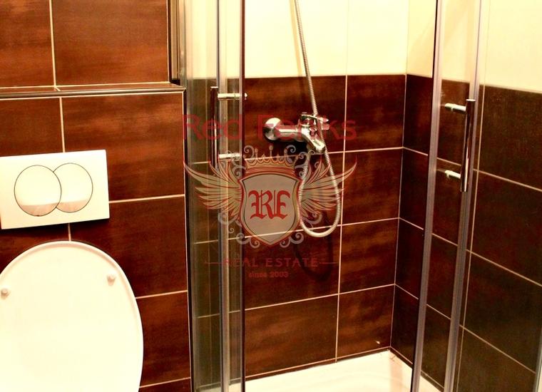 Двухкомнатная квартира в Будве, купить квартиру в Будва