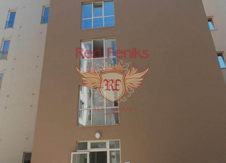 Трехкомнатная квартира в Будве, Квартира в Регион Будва Черногория