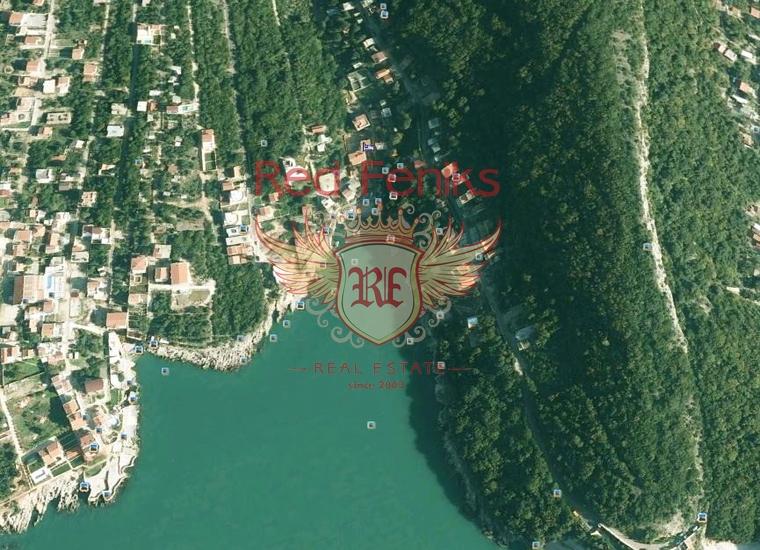 Урбанизированный Участок на продажу рядом с морем,Бар, Черногория, Участок Утеха Черногория