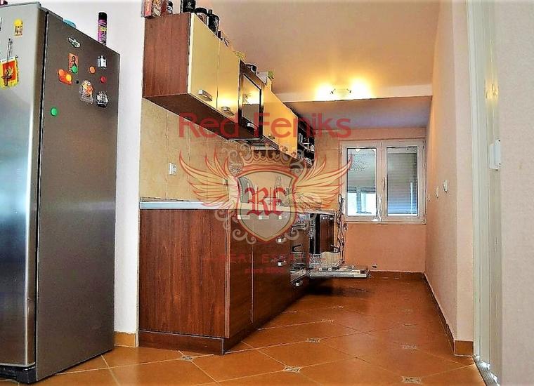 Апартамент под хостел рядом с морем, Коммерческая недвижимость в Регион Будва Черногория