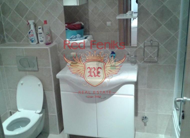 Трехкомнатная квартира в Пржно., купить квартиру в Регион Будва