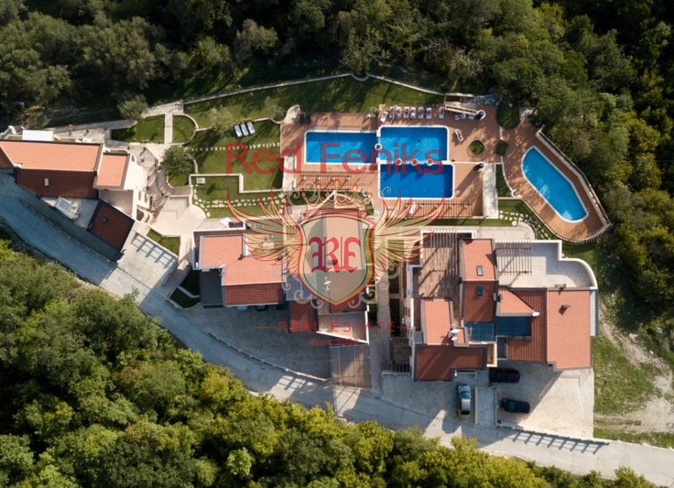 Комплекс в Херцег Нови, купить квартиру в Херцег Нови