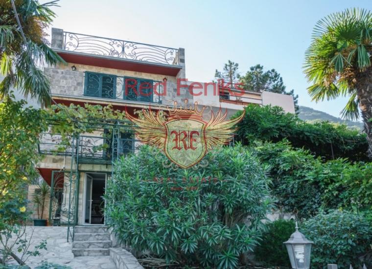 Восхитительный Дом в Столиве, Дом в Которский залив Черногория