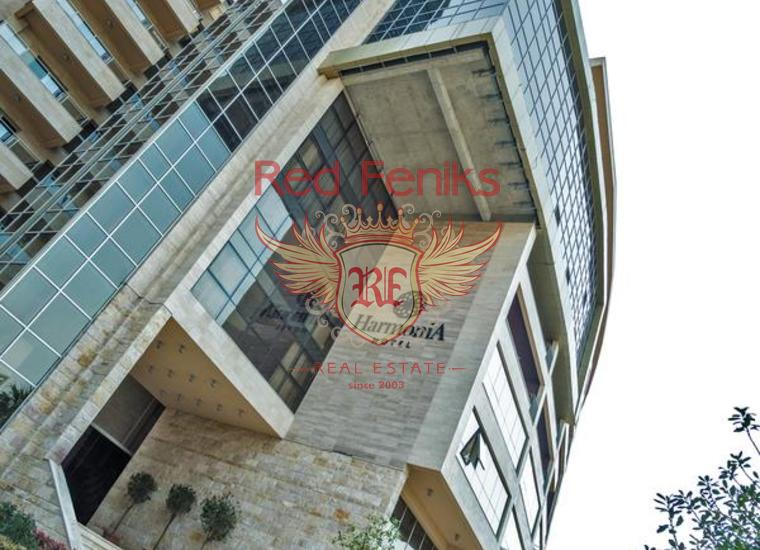 Инвестиционные возможности с гарантированным доходом от аренды, продажа квартир с обслуживанием, Черногория, Будва, Квартира в Регион Будва Черногория