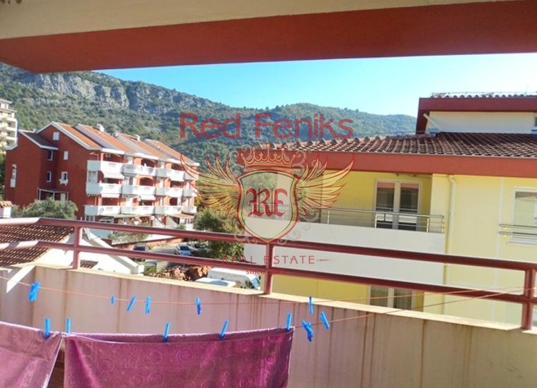 Четырехкомнатная квартира в Будве, Квартира в Будва Черногория