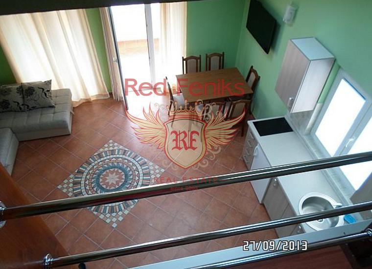 Мини отель в центре Будвы, купить коммерческую недвижимость в Регион Будва