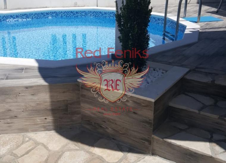 Дом с бассейном в Добрых Водах, купить дом в Регион Бар и Ульцинь